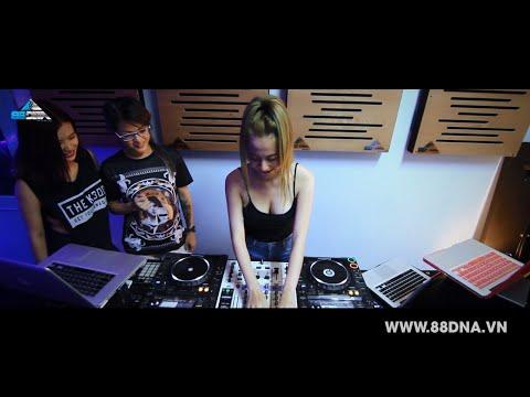 Khóa học DJ Chuyên Nghiệp | Học Viện 88DNA | Dạy học DJ, Producer Chuyên Nghiệp | DJ Hoàng Anh