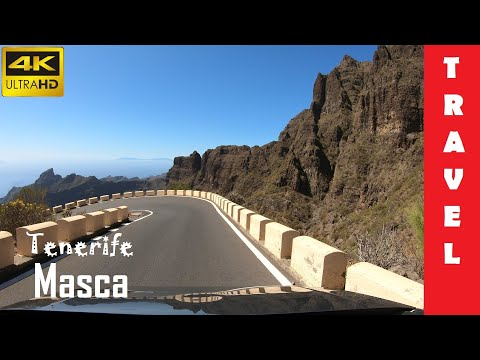 Driving in Tenerife
