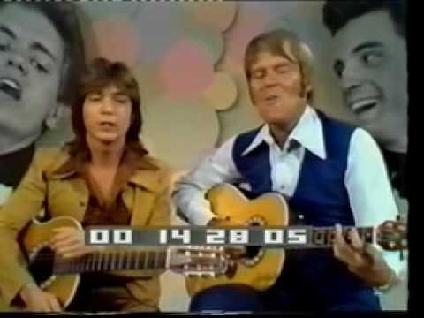 David Cassidy & Glen Campbell - Medley