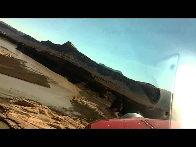 Hite, UT (UT03)- Takeoff over Lake Powell (Utah backcountry ) HD