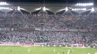 LEGIA- Cracovia 2:0 Polonia K Polonia S Polonia zawsze kurwa jest....