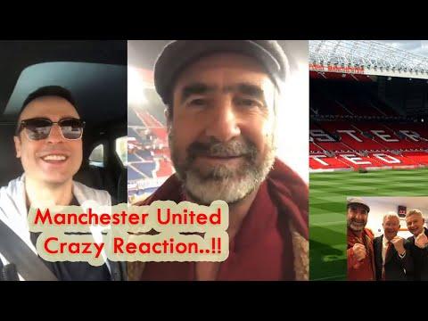 PSG VS Manchester United Crazy Reaction, Eric Cantona, Evra, Pogba, Rio Ferdinand. VERY DRAMATIC..!