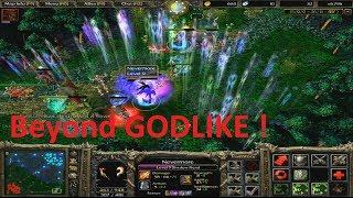 DotA 6.79b - Nevermore, Shadow Fiend Beyond GODLIKE !