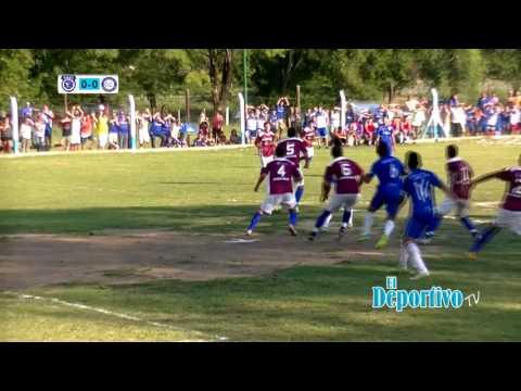 El Deportivo Federal C Fecha 2 Zona 5 EMFI y Olayón.