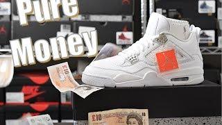 Pure Money 4's!!!