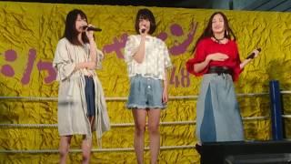 2017/6/10(土)、パシフィコ横浜で開催された気まぐれオンステージの一部...