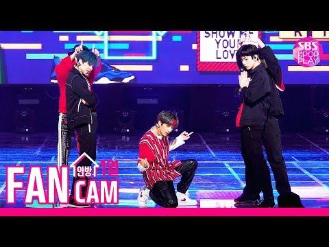 [안방1열 직캠4K] TXT 'Angel or Devil' (TXT 'Angel of Devil Fancam)│@SBS Inkigayo_2019.11.03