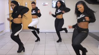 MLM Dancers: Erphaan Alves INTENTIONS (Wine & Touch) Official Soca Dance video/heels choreography
