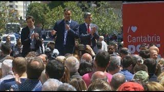 Sánchez advierte de que necesitan ayuntamientos y comunidades