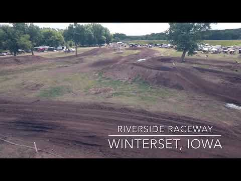 Riverside Raceway - One Lap with Justin Brayton