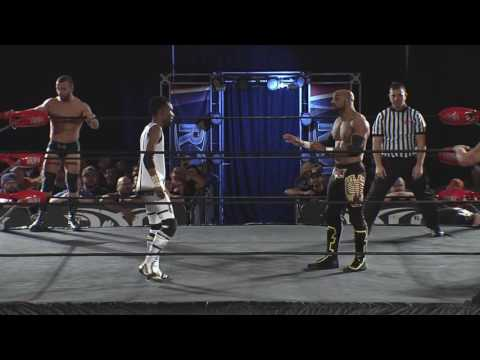 Future of Honor:  Cheeseburger & Will Ferrara vs Scorpio Sky & Andy Dalton