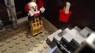 Lego Home Alone With IT