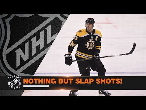 The Best Slap Shot Goals from Week 15
