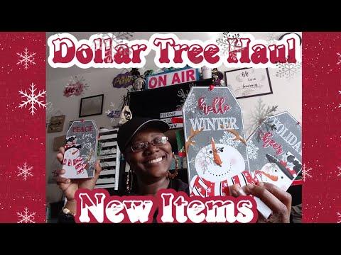 #PhoneJones #dollartreehaul Dollar Tree Haul: 12/10/19 New Finds....New Items
