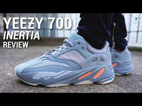 Adidas Yeezy Boost 700 Inertia Review