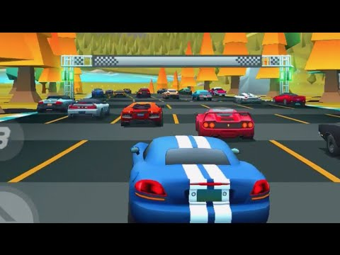Mobile iOS - Horizon Chase  - is That a VIPER!