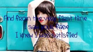 Carly Rae Jepsen - Turn Me Up (with Lyrics)