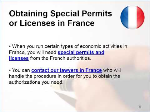 Legal Services in France