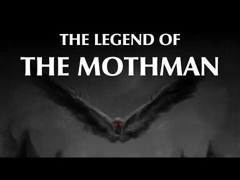 The Legend of the Mothman