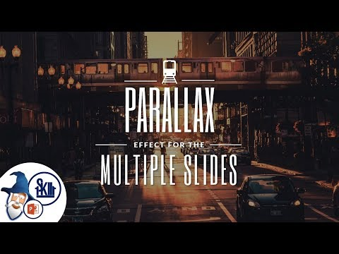 Parallax Effect For Multiple Slides In PowerPoint [50K Subscribers Special]
