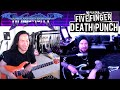DragonForce & Five Finger Death Punch Shred Guitar Collab - Herman Li x Andy James