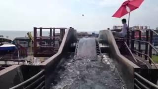 iPhone Log Flume Water Ride Roller Coaster Ocean City Nj