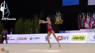 Video Maria Año - ESP - Corda (Rope) - Junior - IT Lisbon 2016 download MP3, 3GP, MP4, WEBM, AVI, FLV November 2018
