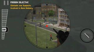 City Sniper Shot - Survival War 3D