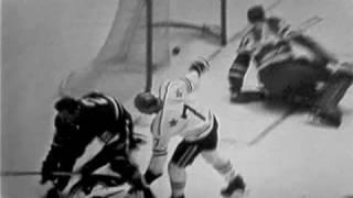Jean Beliveau 1964 All-Star Game Goal