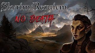 Skyrim - Requiem 2.0 (без смертей) - Бретонец-Изгой