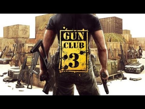 Gun Club 3 - Очень крутой тир на Android(Review)