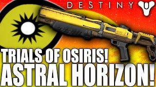 Destiny: The Trials Of Osiris #1 - The Astral Horizon Shotgun Review - Better Than Felwinters