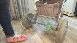 обзор коляски Happy Baby Neon Sport