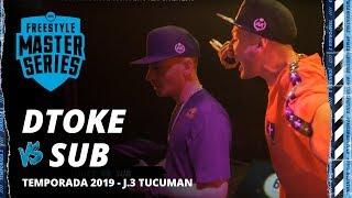 DTOKE VS SUB - FMS TUCUMÁN JORNADA JORNADA 3 TEMPORADA 2019