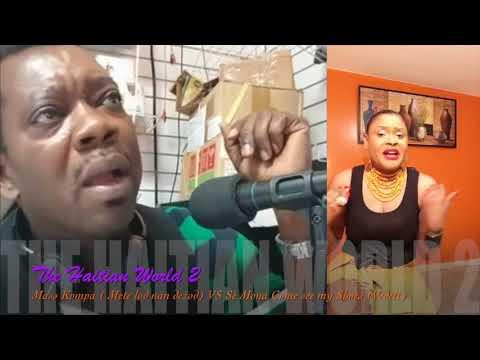 """""""The Haitian World 2"""" Ta sanble Mass Kompa ta envite ti gason Mona pran lajan li."""