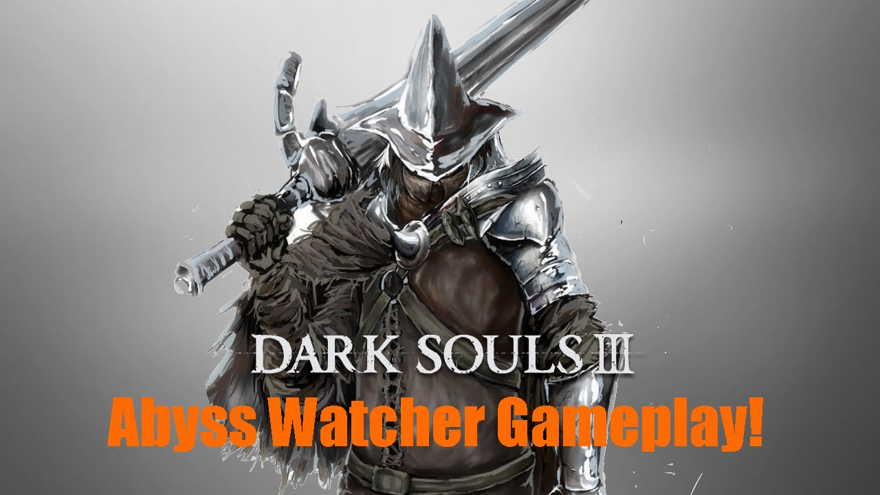 They fight each other dark souls 3 abyss watchers - Watchers dark souls 3 ...