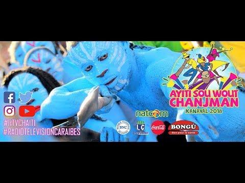 Carnaval 2018 - Ayiti sou wout chanjman - Champ de Mars - Lundi 12 Février 2018