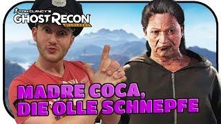 MADRE COCA, DIE OLLE SCHNEPFE #076 - GHOST RECON WILDLANDS ★ Gameplay Deutsch Koop