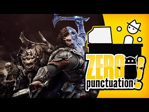 Middle Earth: Shadow of War (Zero Punctuation)