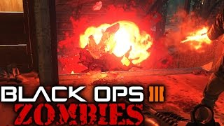 Rolling Balls - Black Ops 3 Zombies