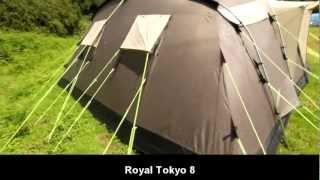 Royal Tokyo 8 Tent 2012 2012