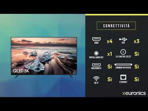 Samsung | Smart TV QLED 8K Flat | Serie 9 | 65Q900R 2018