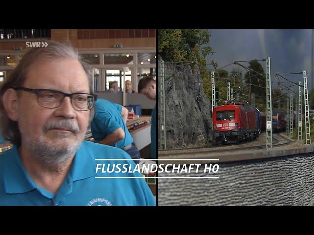 Modellbahn Spezial - Flusslandschaften in H0 | Eisenbahn-Romantik
