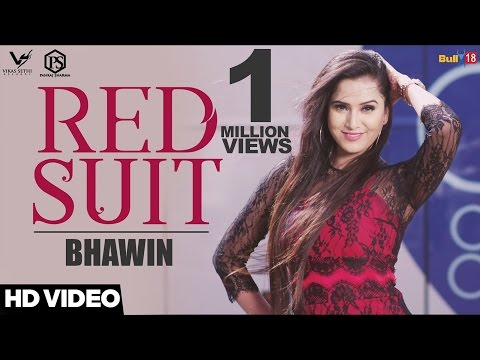 Red Suit || Bhawin || VS Records || Latest...