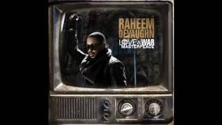 Raheem DeVaughn - Nobody Wins A War