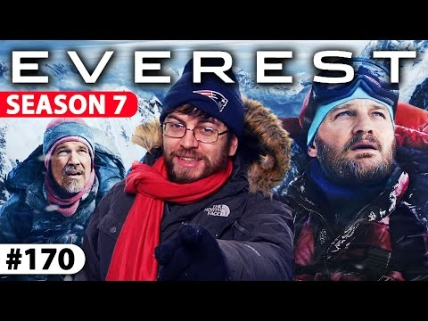EVEREST Movie Review + Mountain Climbing Movies