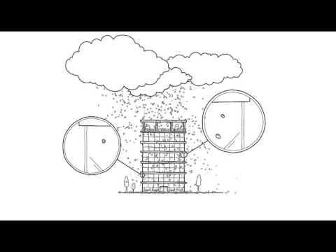 Kantonale Gebäudeversicherungen betreiben aktiv Hagelschutz / Zukunftsweisendes Signal von SRF Meteo für die Gebäudesteuerung bei Hagel