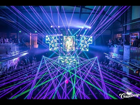 MitiS @ Parade of Lasers at City Hall in Denver, CO 12/17/2016