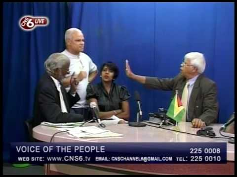 Voice of the People Guyana 22 April 2017