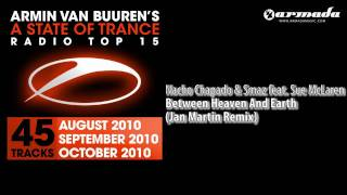 Nacho Chapado & Smaz feat. Sue McLaren - Between Heaven And Earth (Jan Martin Remix)